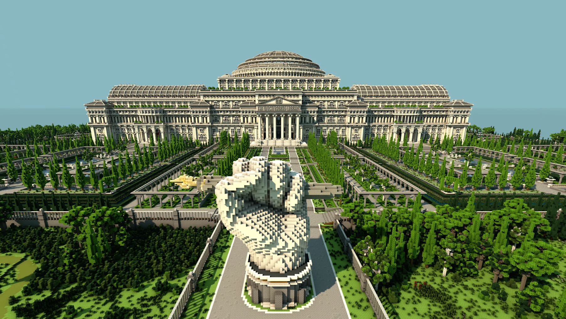 know about various Minecraft Servers